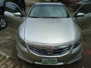 Honda Accord 2012 Coupe EX-L V-6 Automatic Silver | Cars for sale in Abuja (FCT) State, Central Business District