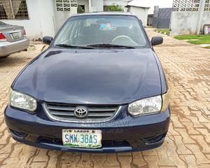 Toyota Corolla 2001 Sedan Blue | Cars for sale in Ogun State, Ijebu Ode