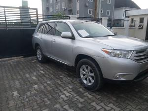 Toyota Highlander 2012 SE Silver | Cars for sale in Lagos State, Lekki