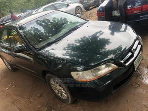 Honda Accord 2000 Coupe Green   Cars for sale in Abuja (FCT) State, Gaduwa