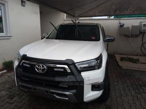 Toyota Hilux 2019 SR5 4x4 White   Cars for sale in Lagos State, Ajah