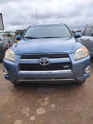 Toyota RAV4 2009 Limited V6 Blue   Cars for sale in Lagos State, Ojodu