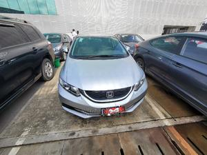 Honda Civic 2015 Gray | Cars for sale in Lagos State, Victoria Island