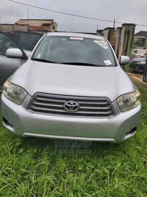 Toyota Highlander 2009 V6 Silver   Cars for sale in Oyo State, Ibadan