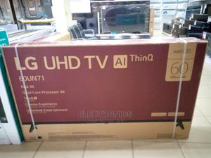 """LG 60"""" 4K Uhd Smart TV - 60un71 