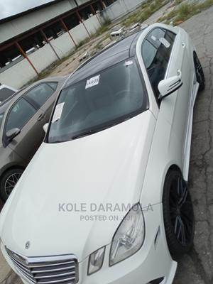 Mercedes-Benz E350 2009 White | Cars for sale in Lagos State, Apapa