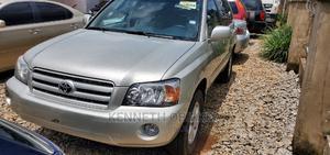 Toyota Highlander 2005 V6 Silver   Cars for sale in Kaduna State, Kaduna / Kaduna State