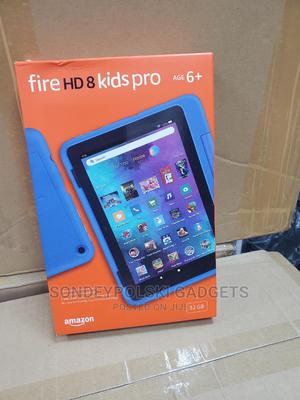 New Amazon Fire HD 8 Pro 32 GB Blue | Tablets for sale in Lagos State, Ikeja
