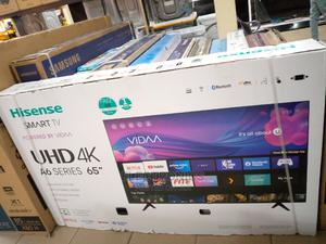 """Hisense 65"""" 4K Uhd TV - 65A6G   TV & DVD Equipment for sale in Abuja (FCT) State, Wuse"""