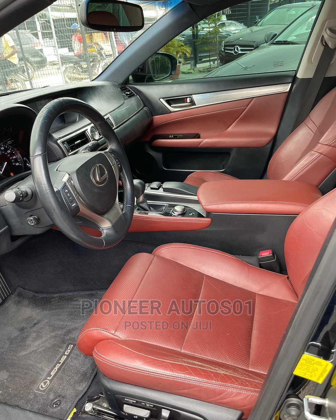 Archive: Lexus GS 2013 350 Black