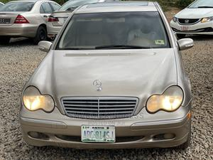 Mercedes-Benz C240 2004 Gold | Cars for sale in Abuja (FCT) State, Gwarinpa