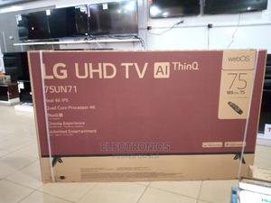 """LG 75"""" 4K Uhd Smart TV - 75un7100 