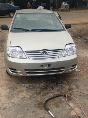 Toyota Corolla 2005 Sedan Gold | Cars for sale in Kwara State, Ilorin West