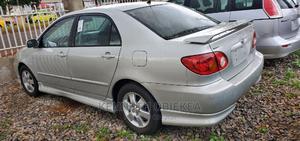 Toyota Corolla 2004 S Silver | Cars for sale in Kaduna State, Kaduna / Kaduna State