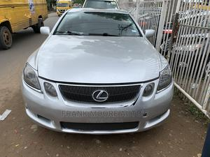 Lexus GS 2008 350 Silver | Cars for sale in Lagos State, Isolo