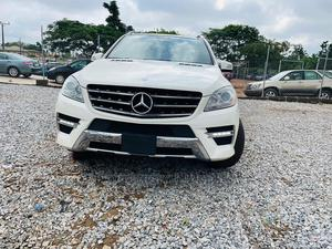 Mercedes-Benz M Class 2014 White | Cars for sale in Oyo State, Ibadan