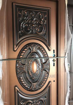 3ft Copper Door (Bulletproof Design) | Doors for sale in Lagos State, Orile