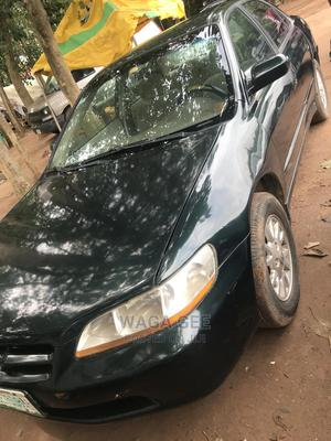 Honda Accord 2002 Green | Cars for sale in Abuja (FCT) State, Gaduwa