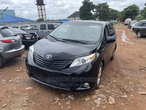 Toyota Sienna 2012 LE 7 Passenger Black | Cars for sale in Abuja (FCT) State, Gwarinpa