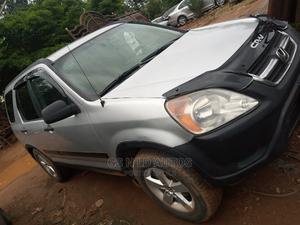 Honda CR-V 2003 Silver | Cars for sale in Abuja (FCT) State, Gwarinpa