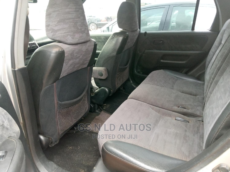 Archive: Honda CR-V 2003 Silver