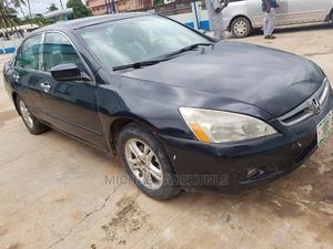 Honda Accord 2006 Black | Cars for sale in Lagos State, Ojodu