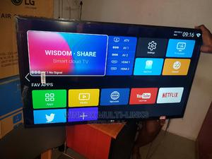 Lg 49 Inches Smart 4k Tv (Android TV)   TV & DVD Equipment for sale in Lagos State, Gbagada