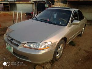 Honda Accord 2000 Coupe Silver   Cars for sale in Lagos State, Ifako-Ijaiye