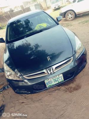 Honda Accord 2005 2.0 Comfort Blue   Cars for sale in Oyo State, Ibadan