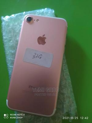 Apple iPhone 7 32 GB Rose Gold   Mobile Phones for sale in Oyo State, Ibadan