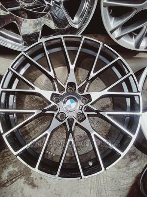 Alloyd Rim 19 Inches of Bmw   Vehicle Parts & Accessories for sale in Lagos State, Lagos Island (Eko)