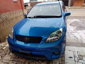 Toyota Matrix 2007 Blue | Cars for sale in Lagos State, Ikeja