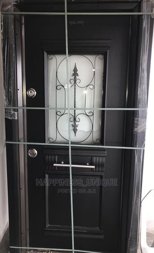 3ft Unique Armoured With Glass | Doors for sale in Lagos State, Orile