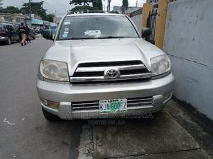 Toyota 4-Runner 2005 Limited V6 Silver | Cars for sale in Lagos State, Ikeja