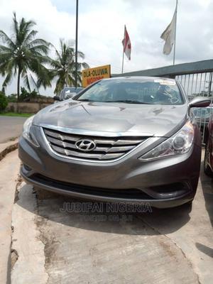 Hyundai Sonata 2013 Gray   Cars for sale in Oyo State, Ibadan