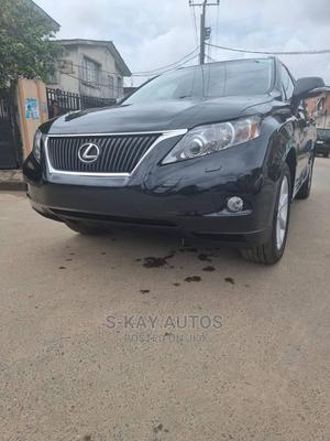 Lexus RX 2012 Black   Cars for sale in Lagos State, Surulere