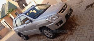 Kia Sportage 2008 Silver | Cars for sale in Abuja (FCT) State, Lugbe District