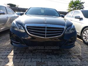 Mercedes-Benz E350 2014 Black | Cars for sale in Abuja (FCT) State, Garki 2