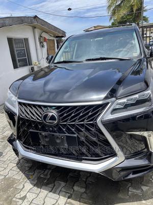Lexus LX 2011 570 Black | Cars for sale in Lagos State, Ajah