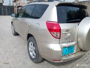 Toyota RAV4 2008 Gold | Cars for sale in Lagos State, Ajah