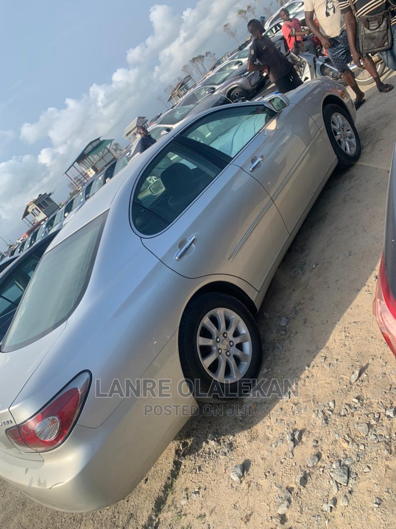 Lexus ES 2004 330 Sedan Silver   Cars for sale in Ilaro, Ogun State, Nigeria