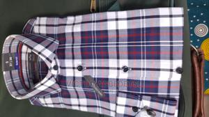 100% Pure Cotton Sleeves Men Shirts, All Sizes Available   Clothing for sale in Edo State, Benin City