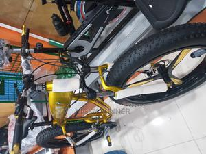 BMW Big Tyre Aluminium and Alloyed Bicycle   Sports Equipment for sale in Lagos State, Surulere