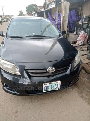 Toyota Corolla 2010 Black | Cars for sale in Oyo State, Irepo