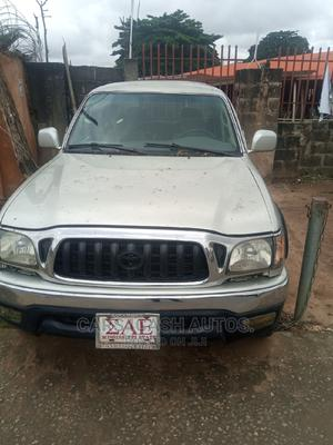 Toyota Tacoma 2002 Silver | Cars for sale in Lagos State, Isolo