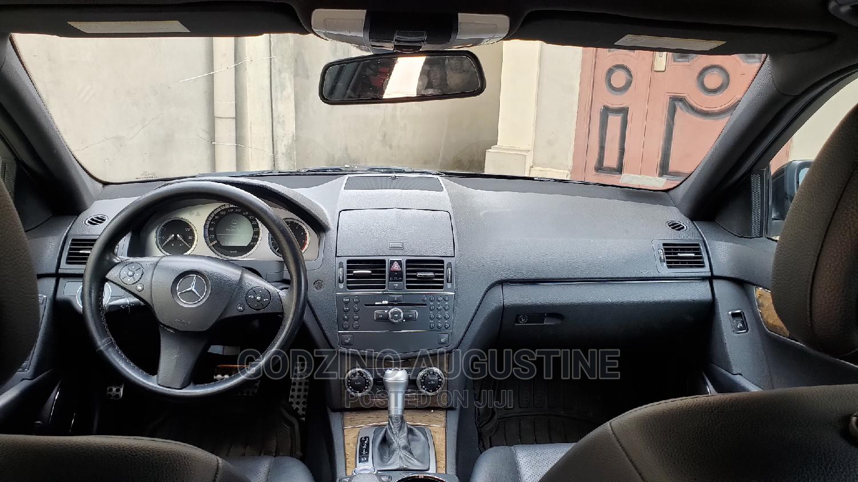 Mercedes-Benz C300 2008 Black   Cars for sale in Benin City, Edo State, Nigeria