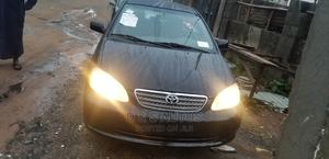 Toyota Corolla 2006 CE Black | Cars for sale in Abuja (FCT) State, Lugbe District