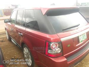 Land Rover Range Rover 2008 Red | Cars for sale in Lagos State, Ejigbo