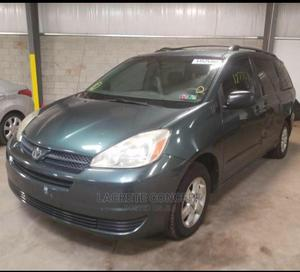 Toyota Sienna 2004 LE AWD (3.3L V6 5A) Green | Cars for sale in Lagos State, Ikeja