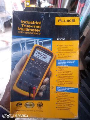 Digital Multimeter 87v Fluke   Measuring & Layout Tools for sale in Lagos State, Lagos Island (Eko)